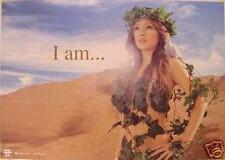 Hamasaki Ayumi I AM Cd Album Promo Poster Very Rare