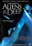 Disney James Cameron Deep Sea Ocean Life Documentary Aliens of the Deep DVD New
