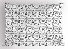 Lighthouse Pillow Sham Decorative Pillowcase 3 Sizes Bedroom Decor Ambesonne