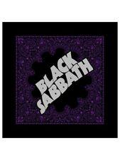 Black Sabbath Logo Black Bandana
