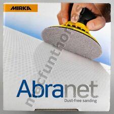 """Mirka Abranet ponçage disque 125 mm (5"""") --- * P120 * P240 Grit"""