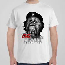 Funny cool T-shirt Che Wbacca wookiee Chewbacca - parody Che Guevara - Star Wars