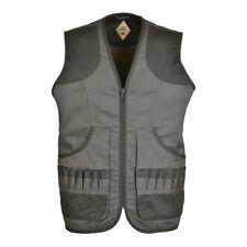 OUVERTURE HUNTING GILET VEST - Shooting Waist Coat 16 Cartridge Holder All Sizes