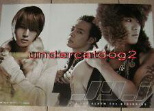 JYJ JEJUNG/YUCHUN/JUNSU The Beginning Promo Poster