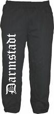 Darmstadt en survêtement sweatpant-M à xxl-Noir/Blanc-supporters ultras Jogger