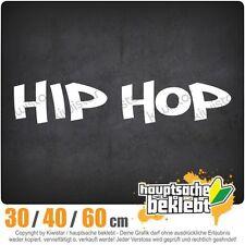 Hip-hop música proxenetamás style rap gueto chf0885 en 3 tamaños luneta trasera