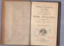divi.thomae aquinatis summa theologica - volume V- III partis supplementum-et9