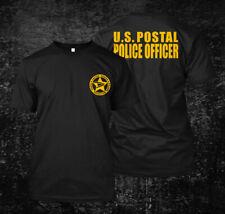 US postal police officer - Custom t-shirt Tee
