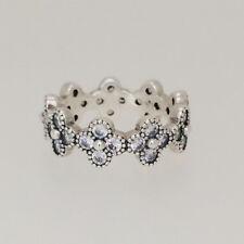 41d74c463 Genuine Silver PANDORA Oriental Blossom Ring 191000CZ for sale ...