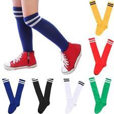 Sport Football Soccer Long Socks Over Knee High Sock Baseball Hockey  Gift LOT