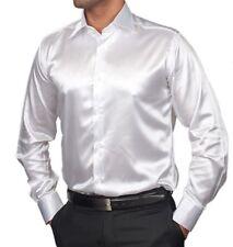 brand new 823b5 136a6 Weiße Herren-Shirts und Hemden Satin günstig kaufen | eBay