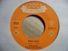 Will Brandes - Baby - Twist / Traum    orig. 45  klasse Zustand