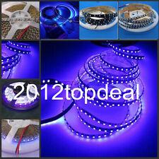 1M 120LED / 5M 600Led SMD 3528 Ultraviolet UV 395nm LED Strip light DC12V