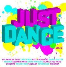 Just Dance Vol.2 - 2 CD NEU David Guetta Agnes Rihanna Medina Disco Boys Stromae