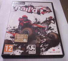 NAIL'D gioco pc originale completo ITA quad moto cross corse videogioco