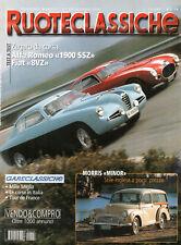 RUOTECLASSICHE 129 1999 LANCIA FLAMINIA 2.8, MG MIDGET MK, ALFA ROMEO 1900 SSZ