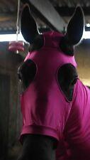 Lycra Horse Hood Cerys Rose