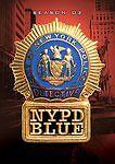 NYPD Blue - Third Season 3 (DVD, 2006, 4-Disc Set)