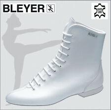 Bleyer Gardestiefel 4622 L mit geteile Sohle Farbe schwarz Lederfutter