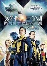 X-men - First Class 2011 by Matthew Vaughn; Adam Bohling; Ashley Miller; Bryan S