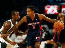 Brandon Jennings Motor City Detroit Pistons Huge Giant Print POSTER Affiche