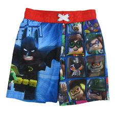 6124451086 Lego batman boys swim shorts 4, 5/6 7