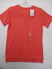 SCHIESSER 141953 Damen Mix & Relax T-Shirt / Schlafshirt Kurzarm, Hellrot, NEU