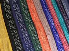 Hijab/Scialle/Sciarpa morbida di qualità ideale per feste/nozze/regalo