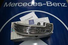 Mercedes W203 C230 C240 C55 Clear Left Rear Mirror Lamp Light Blinker 2038201521
