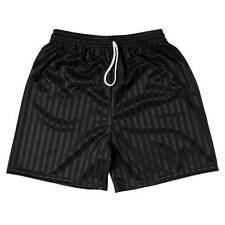 Zeco School Uniform Girls/Boys/Adults Shadow Shiny Stripe P.E. Shorts (BS3082)