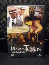JASPER, TEXAS. LA CITTA' DELL'ODIO di JEFF BYRD (DVD) (GM7)