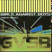 Freak*on*Ica by Girls Against Boys (CD, Jun-1998, Geffen) BRAND NEW SEALED