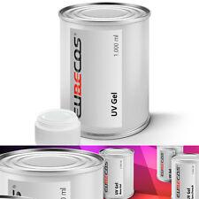 EuBeCos UV GELE Euro 1000 Euro 2600 Euro 5003 French Versiegler Finish 1000 ml