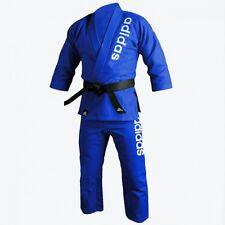 adidas Jiu-Jitsu Blue BJJ Double Weave Training Kimono Gi - JJ800
