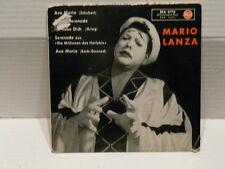 MARIO LANZA Ave Maria ERA 9770