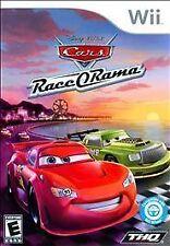 CARS RACE O RAMA Nintendo Wii Game