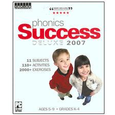 Topics Entertainment Phonics Success Deluxe 2007