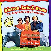 FREE US SHIP. on ANY 3+ CDs! USED,MINT CD Sharon Lois & Bram: One Elephant Deux