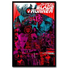 Blade Runner 2049 New Movie Art Silk Poster Print 12x18 24x36 inches