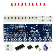 NE555+CD4017 #L Light Water Flowing Light LED Module DIY Kit Chaser Sequencer