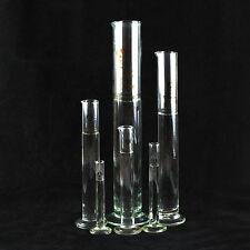 5/25/50/100/250ML Beaker Cup Measurement Flour Liquid Glass Cylinder Graduated