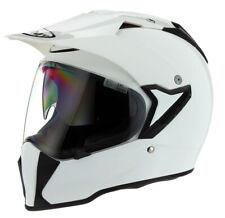 Suomy MX Tourer Solid White Helmet