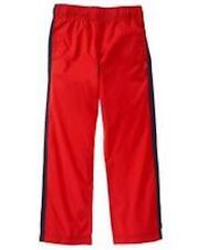 NWT Gymboree Gymgo Active pants Boy Red 5/6,7/8