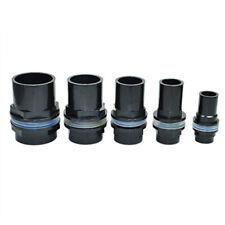 BulkHead To Aquarium Marine Pipe Fitting Connector 20/25/32/40/50mm Waterproof