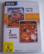 Worms 2 + Armageddon - Win 95/98/Me/XP (Vista/7)