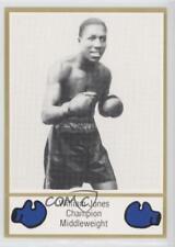 1986 Brown's Boxing Cards #58 William Jones Card