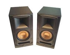 Klipsch RB-61 II Bookshelf Stereo Speakers - New