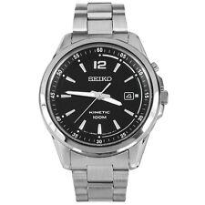 Seiko Kinetic 100M Mens Watch SKA591P1 SKA591P SKA591