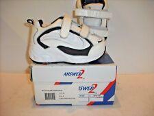 Answer 2 Infant Orthopedic-Diabetic Shoes White-Blue 225-3M Last 2 Sizes 8 & 9