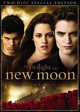 The Twilight Saga: New Moon (DVD, 2010, 2-Disc Set)